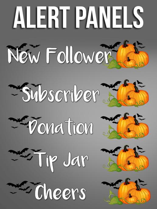 Halloween-Twitch-Alert-Panels