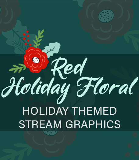 Holiday Themed Stream Graphics