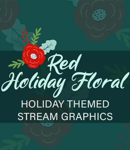 Holiday Themed Stream Graphics
