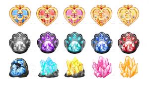 Twitch Cheer Badges | Twitch Emotes Cute | Custom Badges | RissaRambles