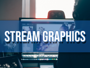 Stream Graphics Packs for Sale | Twitch Overlays | RissaRambles