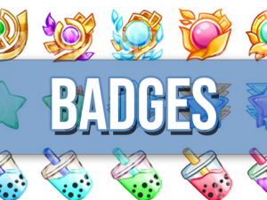 Twitch Bit Badges Free | Twitch Badges Custom | RissaRambles